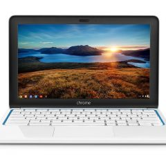 Обзор HP 11 Chromebook