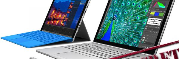 11 секретов Surface Book и Surface Pro 4
