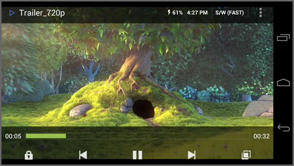 MX Player screenshot