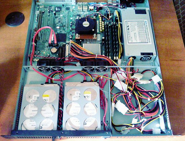 Сервер своими руками на своем компьютере 654